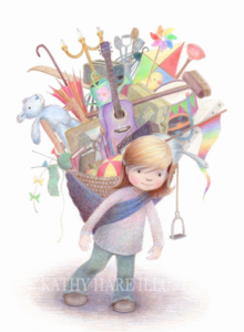 santa-cecilia-kathy-hare-ilustrations